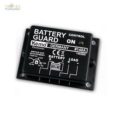 Battery Monitor Guards Protection Discharge for Car Max 20A M148A