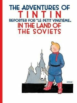 Tintin in the Land of the Soviets by Herge 9781405266512 (Paperback, 2012)