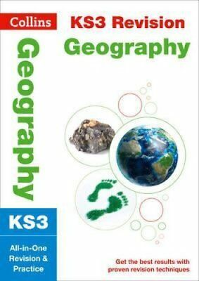 KS3 Geography All-in-One Revision and Practice by Collins KS3 9780007562879