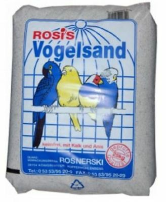 Rosis Vogelsand weiss 5kg