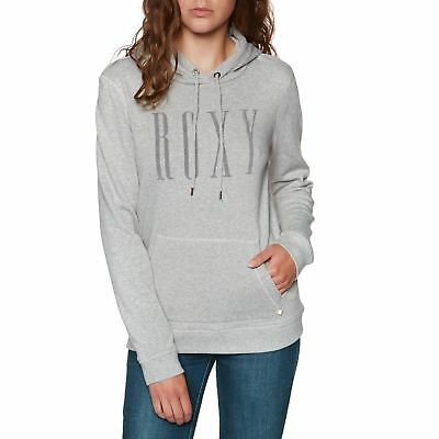 6cbd636f04743 Roxy Another Scene Femme Sweat à Capuche - Heritage Heather Toutes Tailles