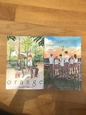 Orange Manga The Complete Collection 1-2 (Full Series)