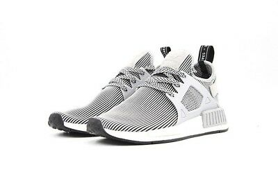 730735c8ae6d3 Men s Adidas NMD XR1 PK S32218 Light Granite Grey Primeknit SZ 7-13 Boost