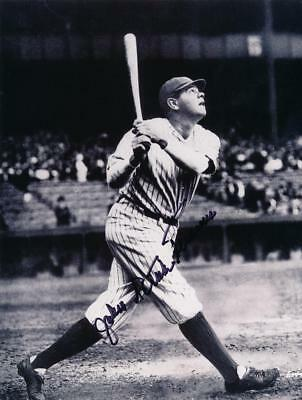 Babe Ruth's Daughter- Signed Photo of babe ruth