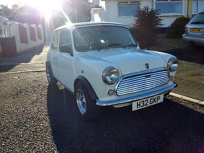 Classic Mini 1000 Mayfair Auto Only 14 K Miles No Reserve