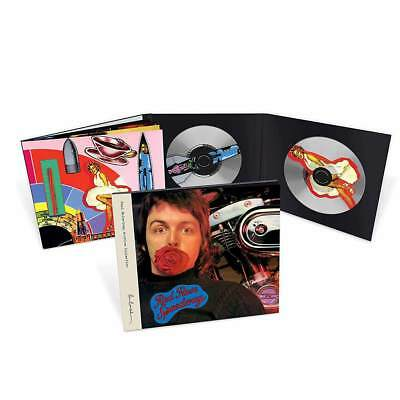 Paul McCartney & Wings - Red Rose Speedway (NEW DELUXE 2 x CD)