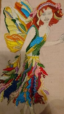 Embroidery Angel