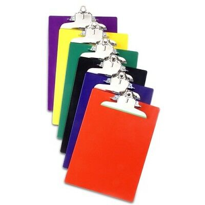 Saunders 21607 Recycled Letter/A4 Size Plastic Clipboard