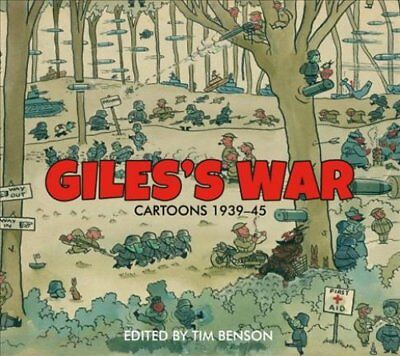 Giles's War by Timothy S. Benson 9781847948090 (Paperback, 2017)