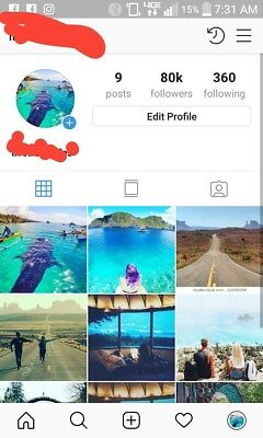 Instagram account 113k+ Real 💥Trusted 💥 ENGAGMEANT! Deal! Cheap!!! Offer Me