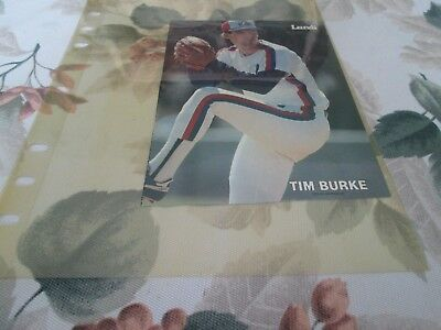 Lot 15 Posters 5 By 8  Montreal Expos  On Lundi Magazine