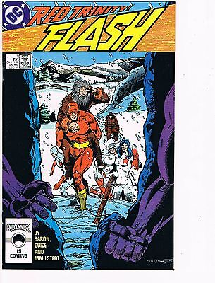 Flash  # 7  NM  9.4  (1987 series)