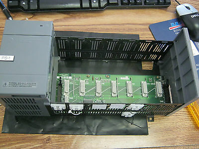 Allen-Bradley Cat. 1746-A7 7-Slot Chassis, Ser. B with 1746-P2 Power Supply <