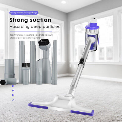 400W Portable Household Handheld Vacuum Cleaner Home Collector Aspirator lot