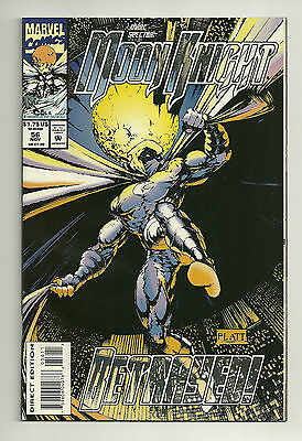 MOON KNIGHT #56 ~ 1993 Marvel Comics ~ VF/NM ~ Stephen Platt