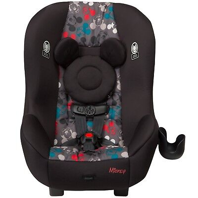 Convertible Car Seat Baby Child Infant Toddler Cushion Head Support Mickey Mouse