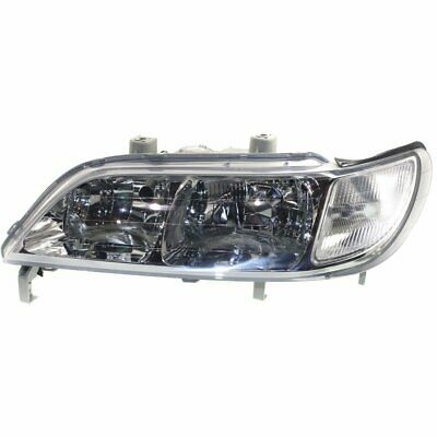 Halogen Headlight For 1997 1999 Acura CL Left