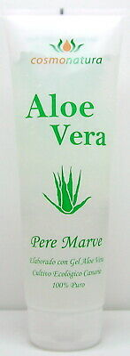Aloe Vera  Gel  100 % Tube 250 ml  Pere Marve  Cosmonatura