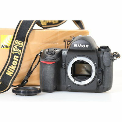 Nikon F6 35mm Reflex Camera/ Camera/ Case/ Body/Professional Camera