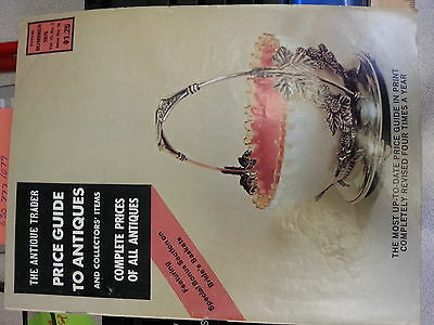 The Antique Trader Price Guide To Antiques Magazine Summer 1975 Issue