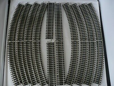 Hornby r609 r600 3rd radius oval of track new and free uk post