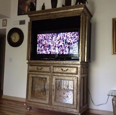 Beautiful Television Armoire