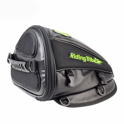 Riding Tribe Motorcycle Oil Tank Bag Travel Tool Tail Bags Waterproof Handbag QG