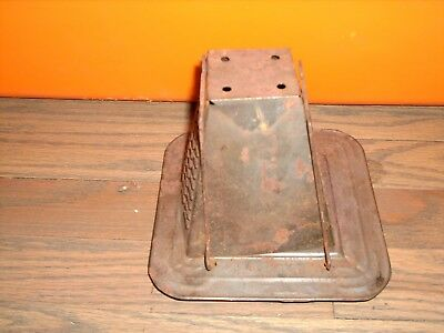 vintage early 1900,s non-electric stove top toaster