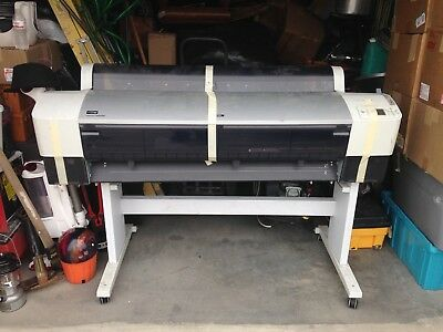 Epson Stylus Pro 9880 LARGE FORMAT Printer (Excellent Condition)