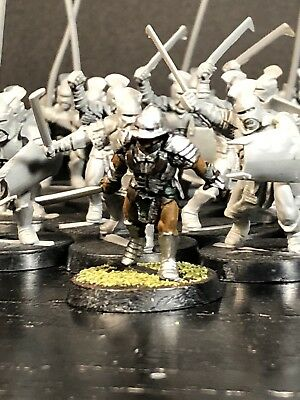 Lord Of The Rings 18 Uruk Hai Orc LOTR Middle Earth Games Workshop GW SBG Evil