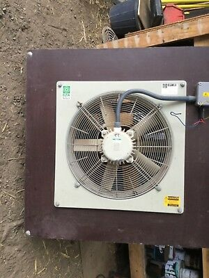 Elta select Compact 2000 large Fan in Mounting Frame