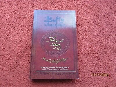 Buffy The Vampire Slayer Tales Of The Slayer Volume 2  Paperback