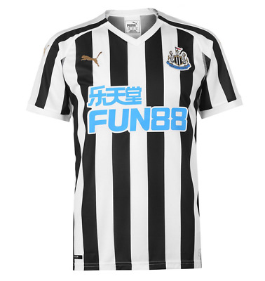 Newcastle United Home Shirt 2018/19 - NUFC kit - football jersey - adult sizes