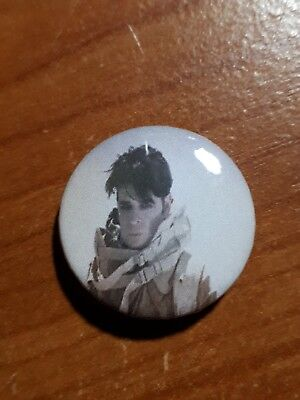 Gary Numan savage pin badges