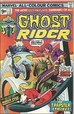 GHOST RIDER (1973) #13 - pence copy - Back Issue (S)