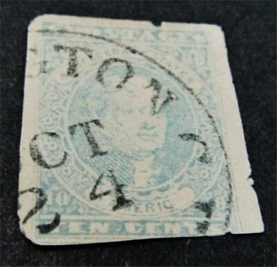 nystamps US CSA Confederate Stamp # 2e Used $325