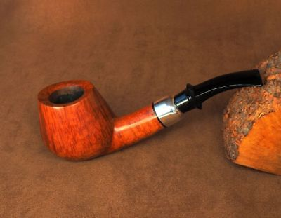 Paul Becker -Handarbeit, U-  9mm     >Pfeife, Pipe, Estate<