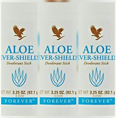 Forever living aloe ever shield-aluminium free deodorant stick ******ORGANIC ***