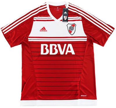 RIVER PLATE Away Shirt Adidas Brand New- Inspired by the Famous Treble in 1986