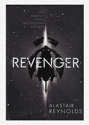 ALASTAIR REYNOLDS - Revenger - UK Hardback 1st Edition