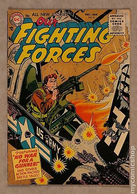 Our Fighting Forces #8 1955 VG- 3.5