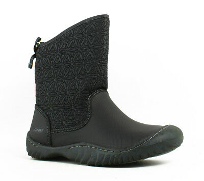 727ffa1ccffb JSport by Jambu Womens Sj16clt01 Black Snow Boots Size 8 (318440) Another  Amazing Top Brand Deal from Shoes and Fashions!