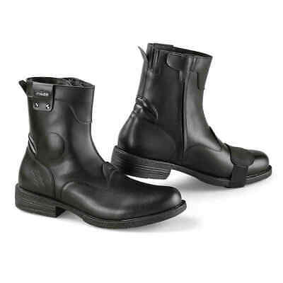 New Falco Pepper Leather Motorcycle Boots Clearance Cheap Rrp $199 Save $120