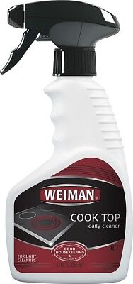 Weiman Daily Cooktop Heavy Duty Cleaner & Polish Glass/Ceramic 12 Fl. Oz.