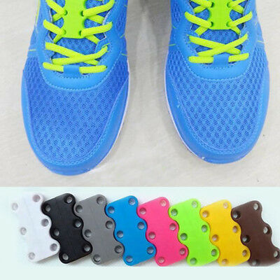 Magnetic Shoe Buckle Lazy Shoelace Buckle Free Tied Lace Buckle Children's Lace