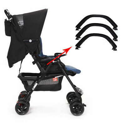 Baby Trolley Armrest Bumper Bar Handlebar Stroller Handle Pushchair Buggy Tools