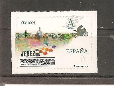 Motorrad, Jerez World Capital of Motorcycling, stamp mint