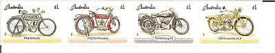 Vintage Motorcycles, Invincible JAP, Whiting V4, The Precision, Kelecom, Austral