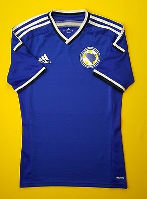 4dcd31ab2 5 5 Bosnia And Herzegovina jersey adizero player issue 2014 2015 shirt  Adidas