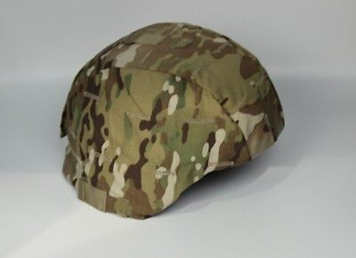 New Multicam OCP Scorpion Military Army Helmet Cover, Small, Medium, Large, XL